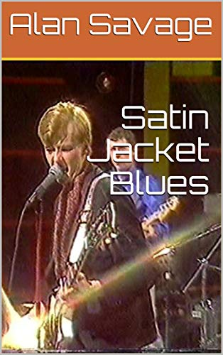 satin jacket blues