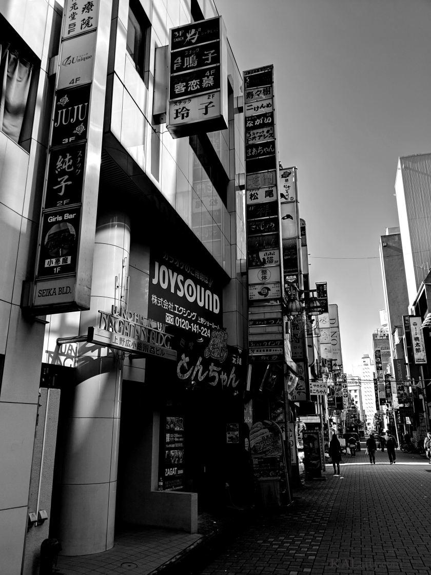 Tokyo Noir KAL 2018-11-23 10