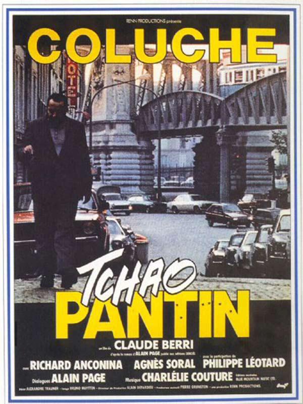 Tchao Pantin (affiche)