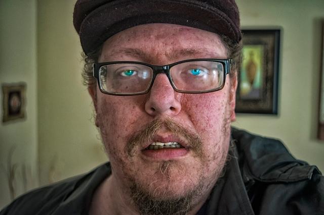 Liam Sweeny - Author Pic