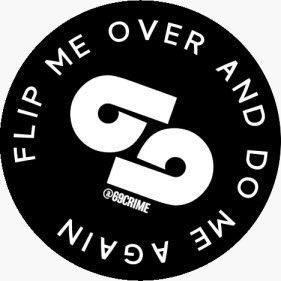 60 crime logo