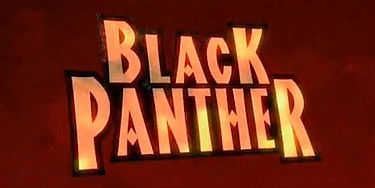 black panther TV series