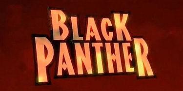 black panther TV series