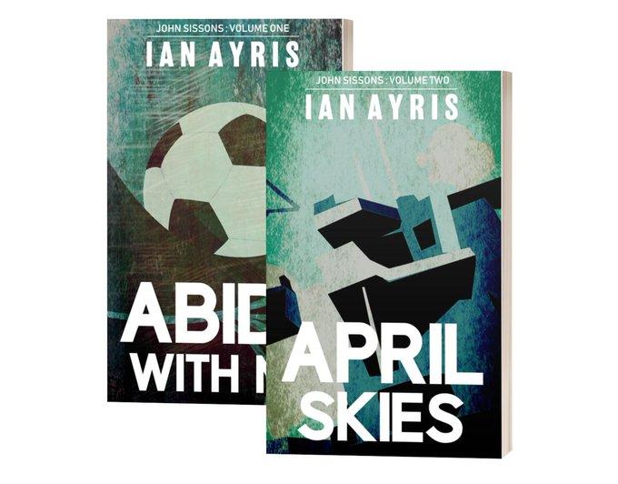 Ian Ayris books