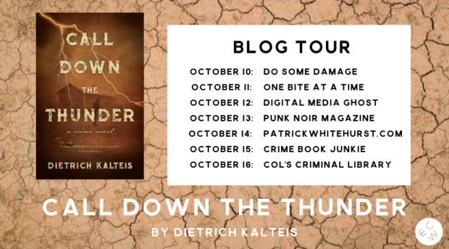 Call Down the Thunder Blog Tour (1)