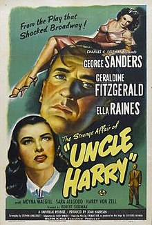 220px-The_Strange_Affair_of_Uncle_Harry_FilmPoster